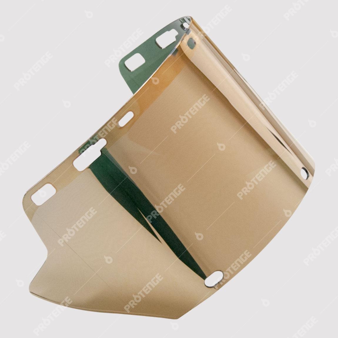 0c2f1db15d4b5 Óculos de Proteção Challenger 5.0. Alta Temperatura. Protetor Facial Better  Curto V1. Alta Temperatura