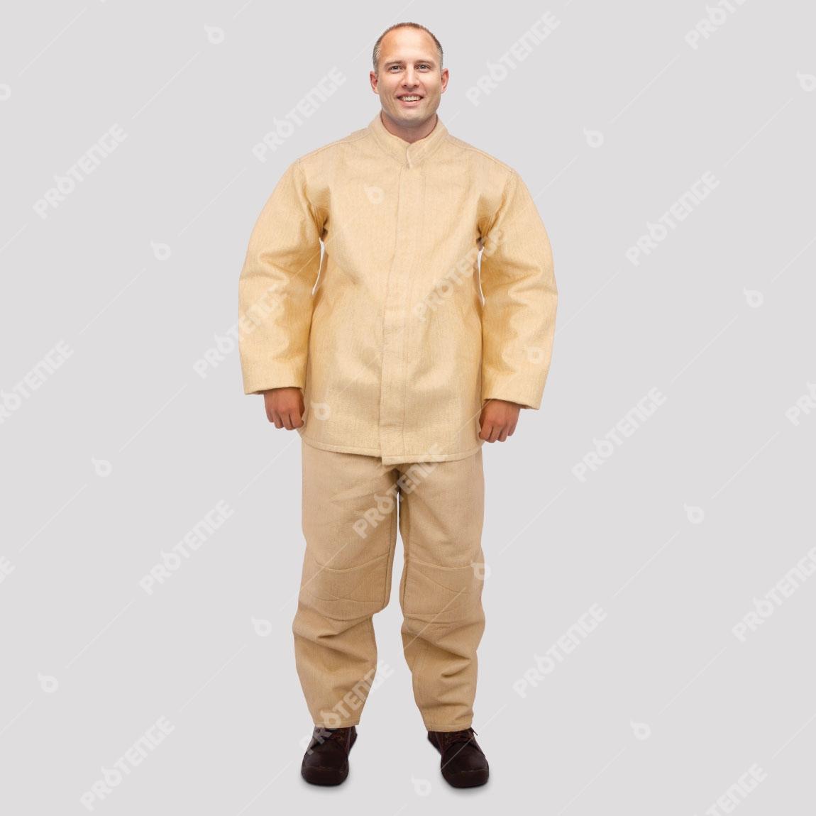 a6dc13b902 Blusão PROHeat® FN Alta Temperatura - Protenge EPI com Engenharia