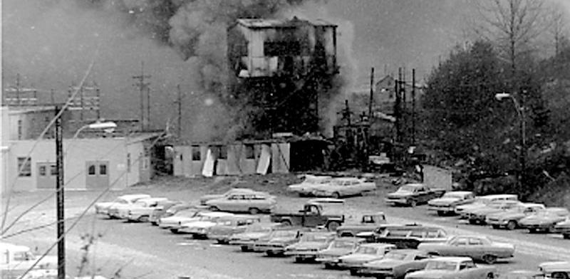 Acidente 1978 Virgínia EUA